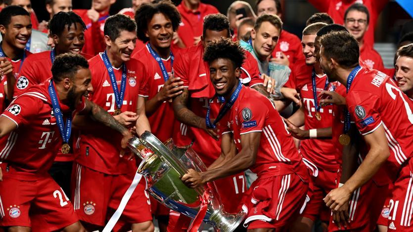 Champions League: Bayern Munich consiguió su sexto título tras vencer 1-0 al PSG
