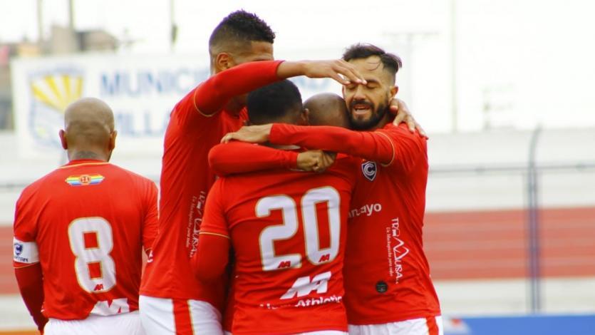 Liga1 Movistar: Cienciano volvió al triunfo y derrotó por 2-1 a Alianza Lima en el final de la Fase 1