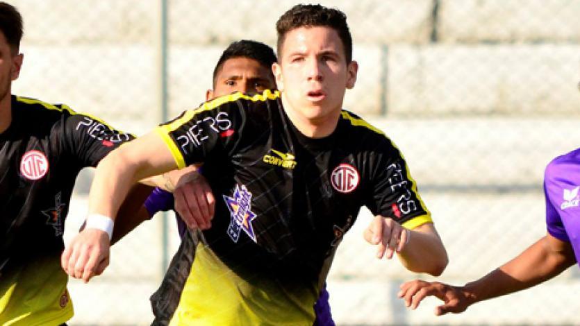 Adrián Ugarriza se acerca a Alianza Lima
