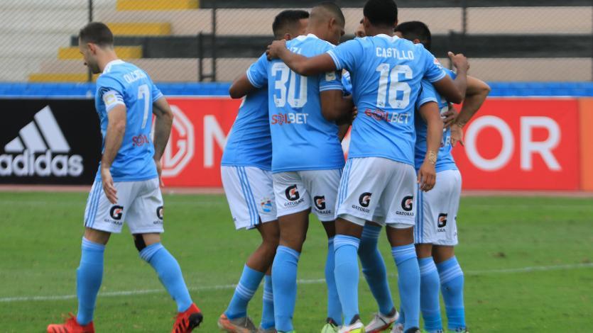 Liga1 Betsson: Sporting Cristal goleó 5-2 a Alianza Atlético por la fecha 10 de la Fase 2