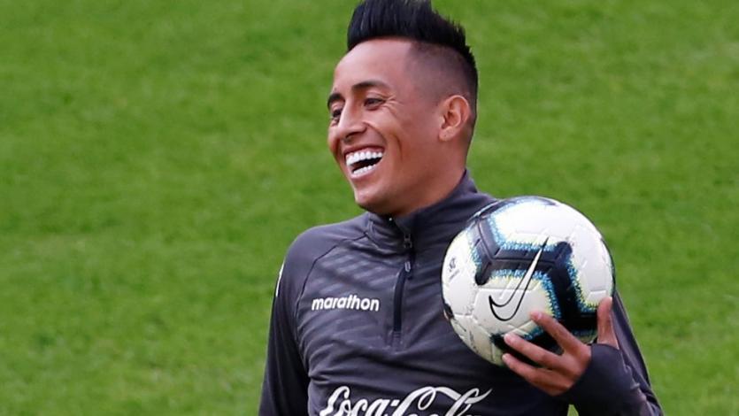 Christian Cueva podrá jugar por el Pachuca tras autorización de la FIFA