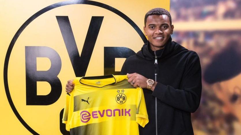 Manuel Akanji es la nueva apuesta del Borussia Dortmund