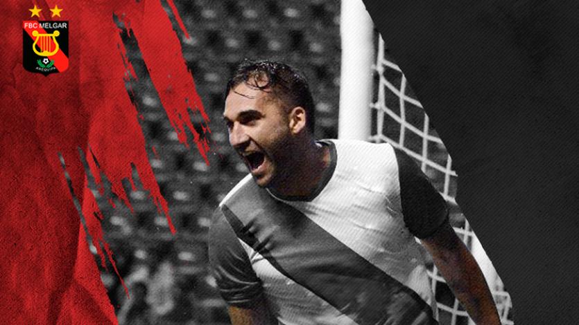 Pablo Míguez vuelve al fútbol peruano