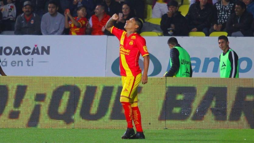 Con gol de Raúl Ruidíaz, Monarcas Morelia venció a Puebla