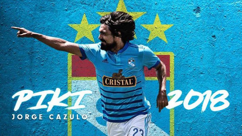 Sporting Cristal: Jorge Cazulo renueva por un año más
