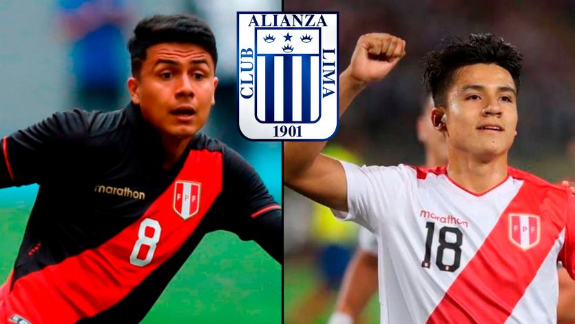 Alianza Lima compró el 50% del pase de Jairo Concha y Óscar Pinto