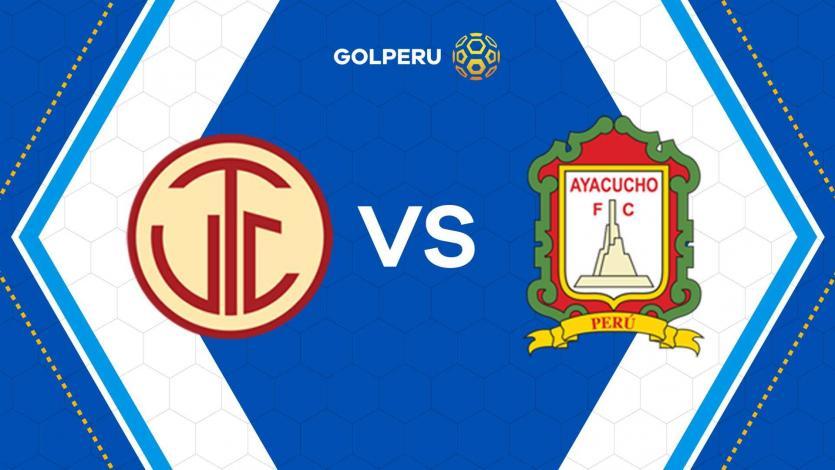 UTC y Ayacucho FC miden fuerzas en Cajabamba