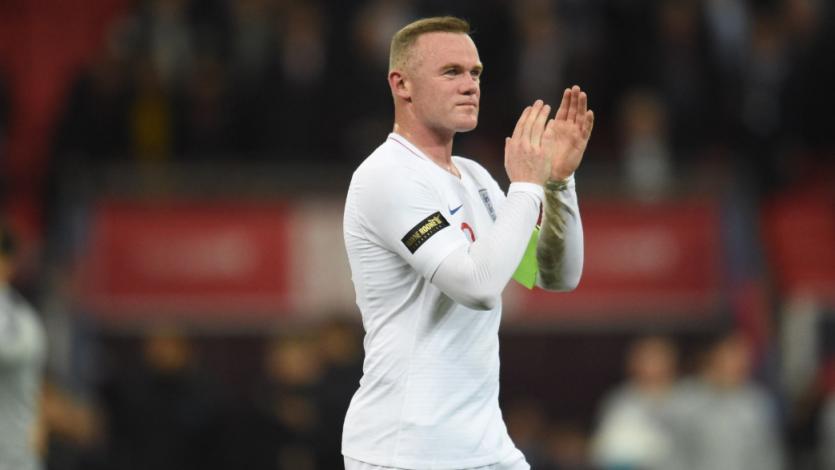 Wayne Rooney se despidió de Inglaterra con una goleada sobre Estados Unidos