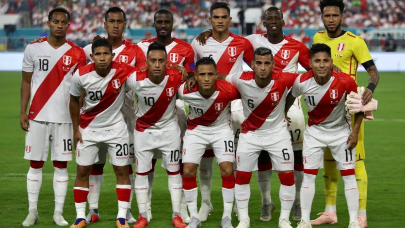 Perú confirma amistosos ante Paraguay y El Salvador