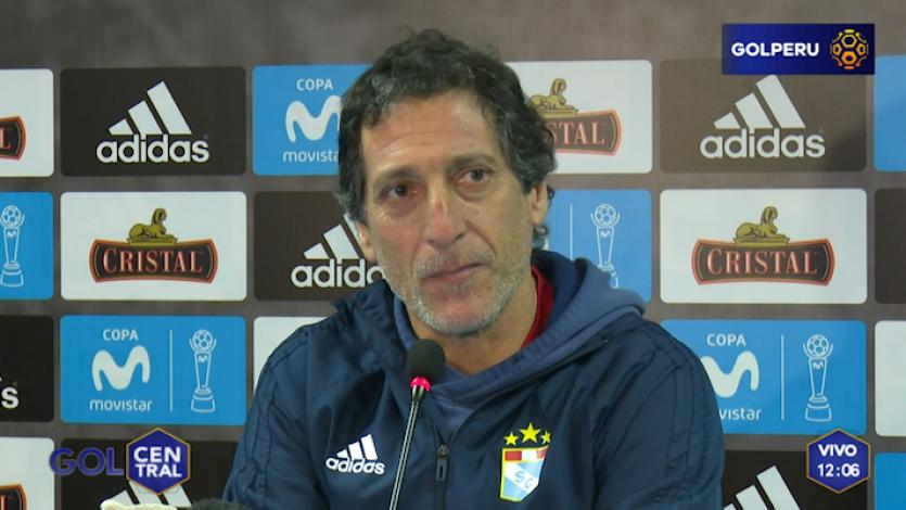 "Mario Salas: ""Sabemos que Deportivo Municipal será un rival complicado"""
