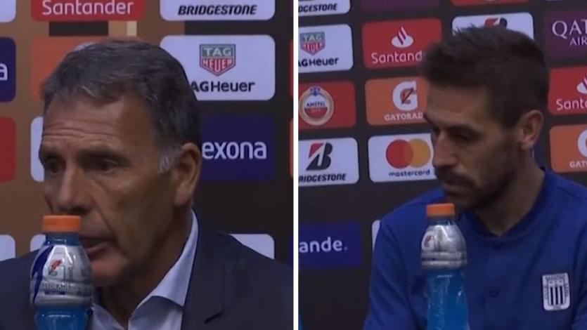 Copa Libertadores: Russo y Costa analizaron la caída de Alianza Lima ante Palestino