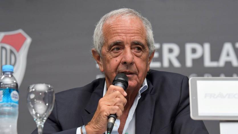 Rodolfo D'onofrio, presidente de River: