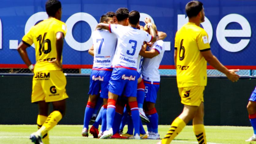 Liga1 Betsson: Carlos A. Mannucci superó por 2-0 a la Academia Cantolao por la Fase 1 (VIDEO)