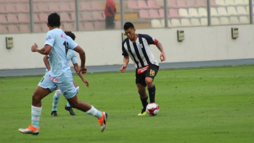 Rinaldo Cruzado, el jugador que más la tocó en la sexta fecha