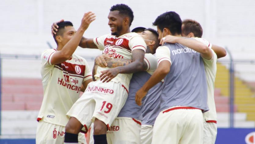 Liga1 Betsson: con doblete de Alberto Quintero, Universitario superó por 3-2 a Cienciano (VIDEO)