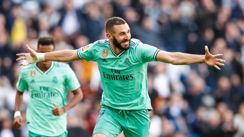 Real Madrid se impuso ante el Espanyol y sumó su cuarta victoria seguida por La Liga