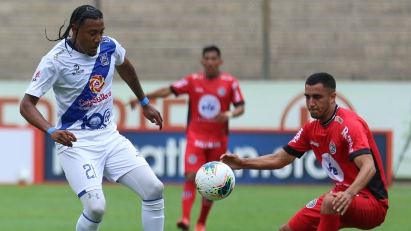 Omar Reyes: de jugar la Liga1 Movistar con Binacional a coronarse campeón de la Liga2 con Alianza Atlético