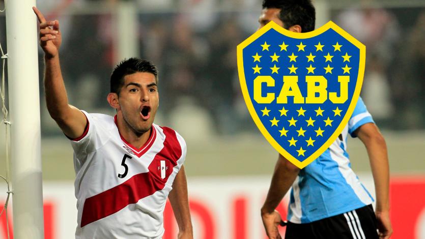 Carlos Zambrano estaría en el radar de Boca Juniors