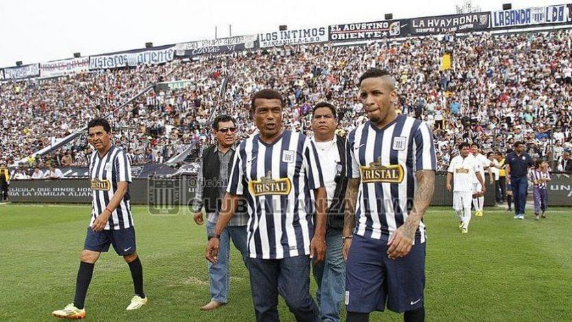 Alianza Lima aceptó reto de Colo Colo que es sensación en redes sociales y eligió a 4 ídolos