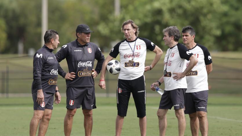 Selección peruana: El posible once ante Chile