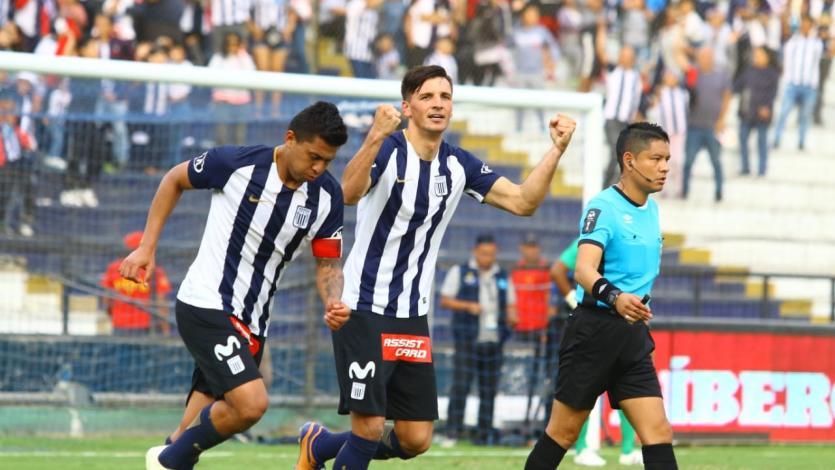 Alianza Lima superó a Sport Huancayo y alcanzó la semifinal de la Copa Movistar