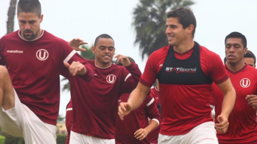 Universitario continúa fortaleciéndose en Campo Mar 'U'