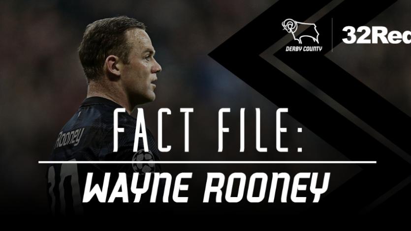 Oficial: Wayne Rooney será jugador-entrenador del Derby County de la Championship