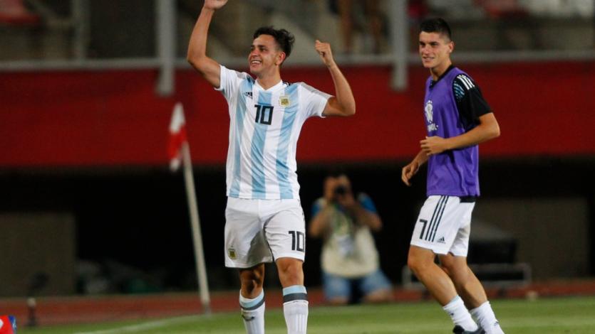 Sudamericano Sub 20: Argentina se impuso ante Uruguay