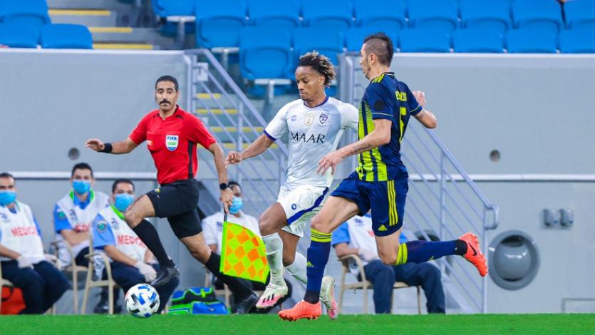 Champions League de Asia: André Carrillo jugó los 90' en el empate del Al Hilal ante el Pakhtakor
