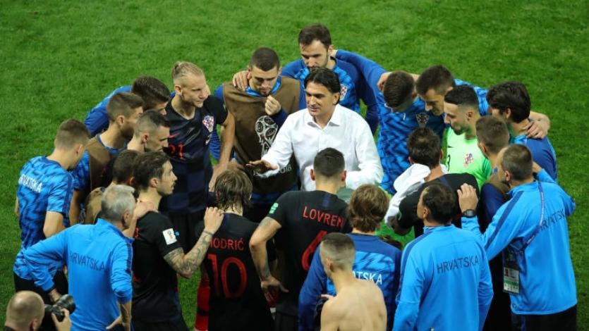 Rusia 2018: la increíble historia de Zlatko Dalic al mando de Croacia