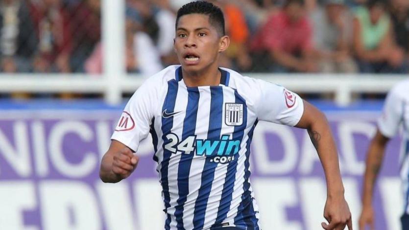 Alianza Lima, con Kevin Quevedo, goleó en partido amistoso