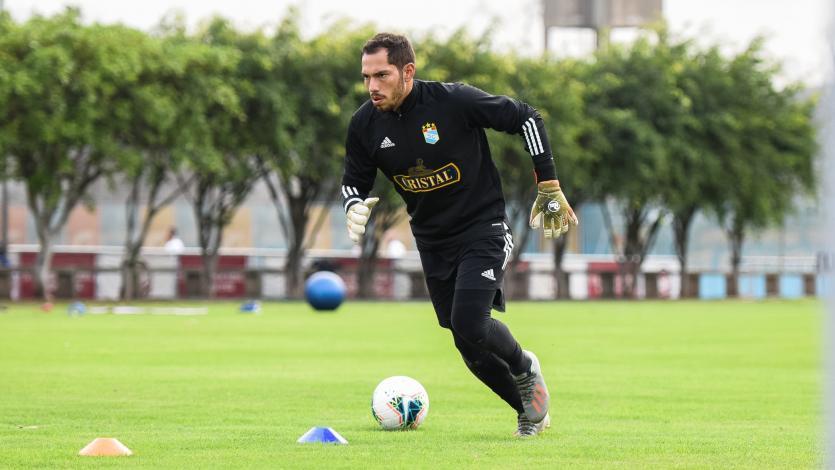 Sporting Cristal sumó su tercer día de entrenamiento en La Florida (FOTOS)