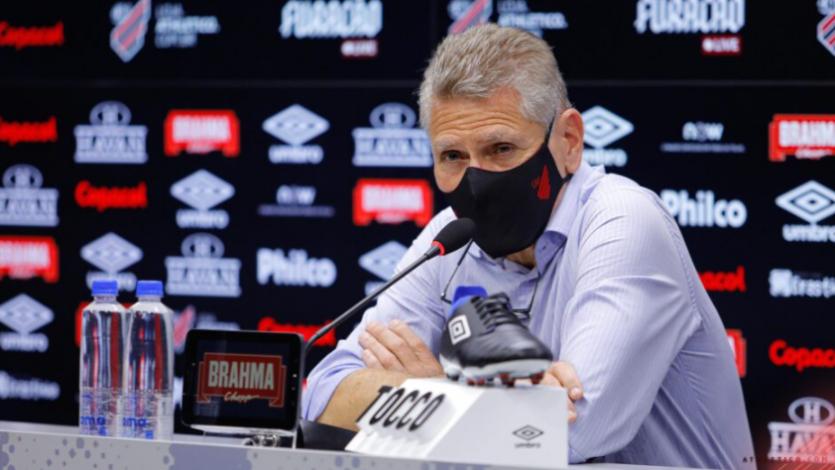 """Paulo Autuori sobre la caída de Athletico Paranaense ante FBC Melgar: """"Fuimos muy pasivos"""""""
