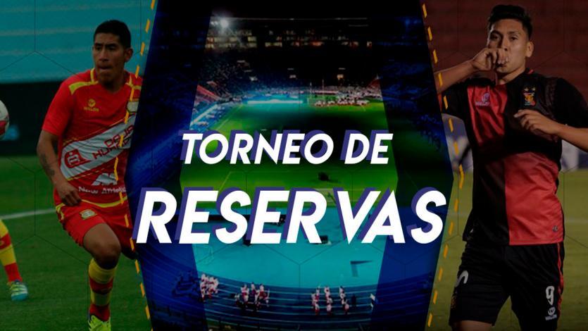 Torneo de Reservas: Los mismos punteros que en primera división