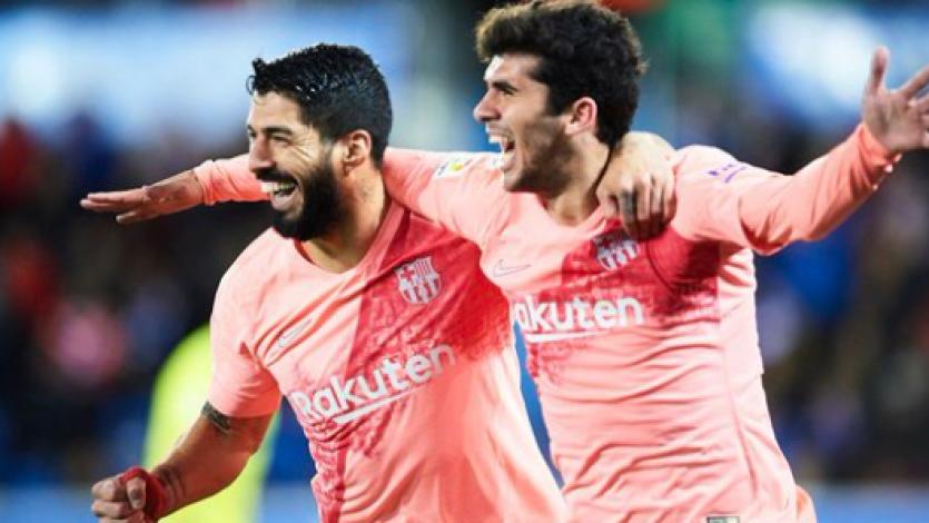 Barcelona superó al Alavés y mañana podría gritar campeón