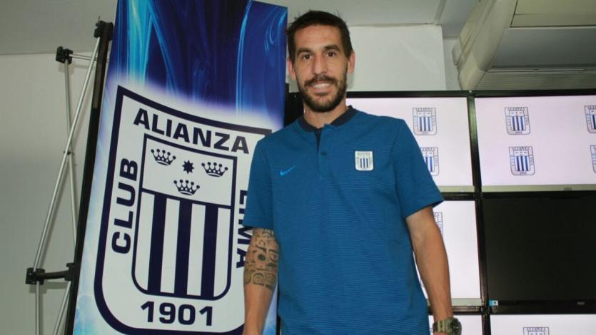 """Tomás Costa: """"No fue difícil decidirme por Alianza, es un club de tradición"""""""