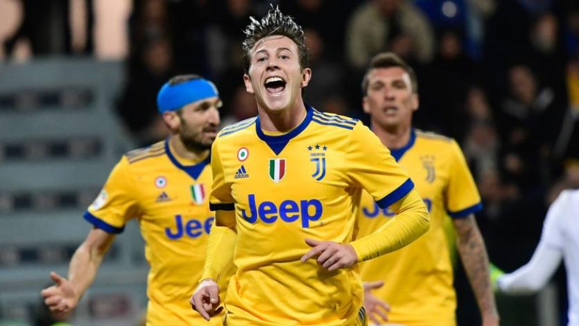 Serie A: Juventus vence y no el pierde paso al líder Nápoli