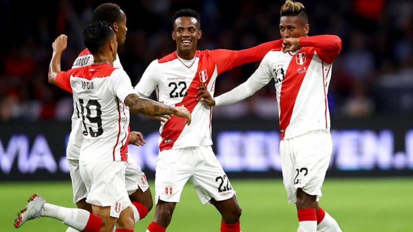 Selección Peruana cae una posición en el ranking FIFA