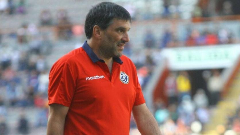 Gerardo Ameli dirigirá al Antofagasta de Chile