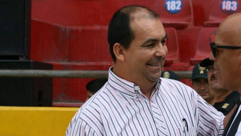 Walter Aristizábal es nuevamente entrenador de Unión Comercio