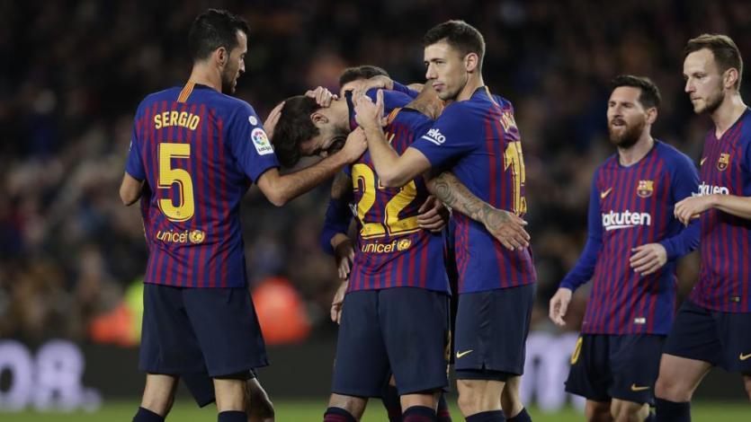 Liga española: Resultados del día