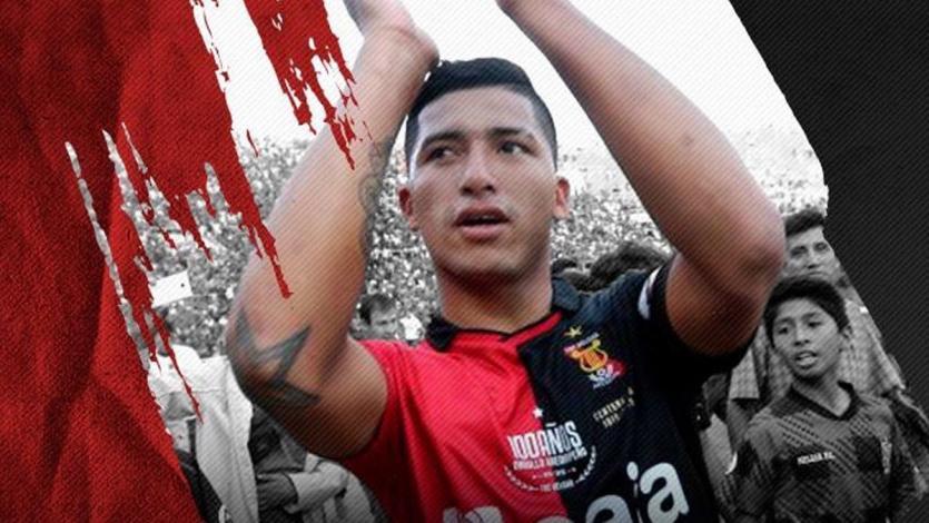 FBC Melgar oficializó el retorno de Hernán Hinostroza
