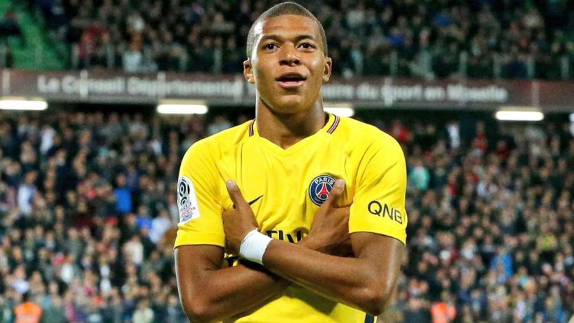 Balón de Oro: Mbappé es el futbolista más joven en aparecer en el 'top ten'