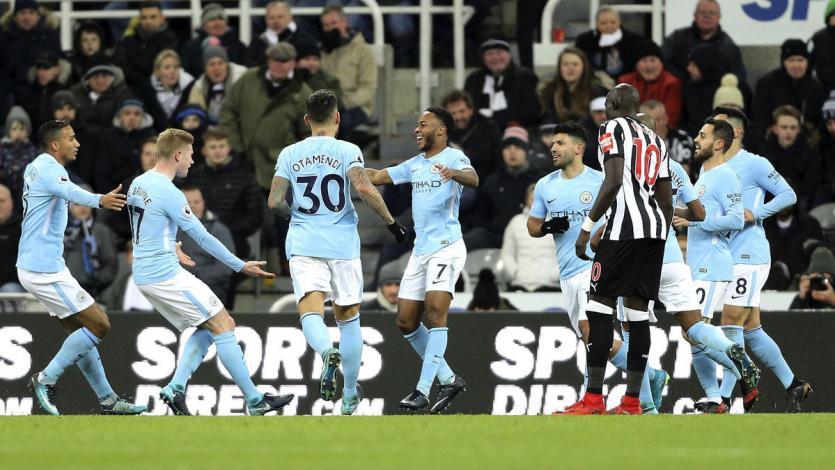 Manchester City continúa rompiendo récords en la Premier League