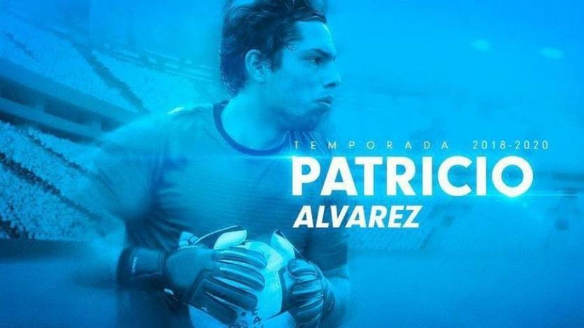 Sporting Cristal: Patricio Álvarez es el nuevo portero para el 2018