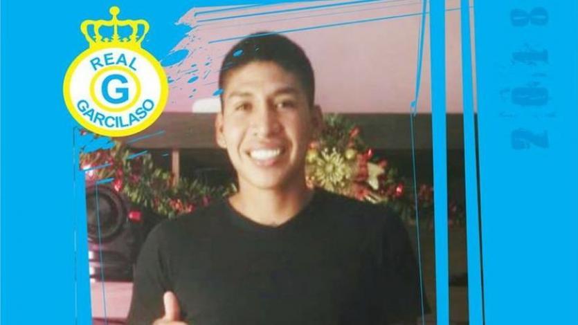Giordano Mendoza es nuevo jugador de Real Garcilaso