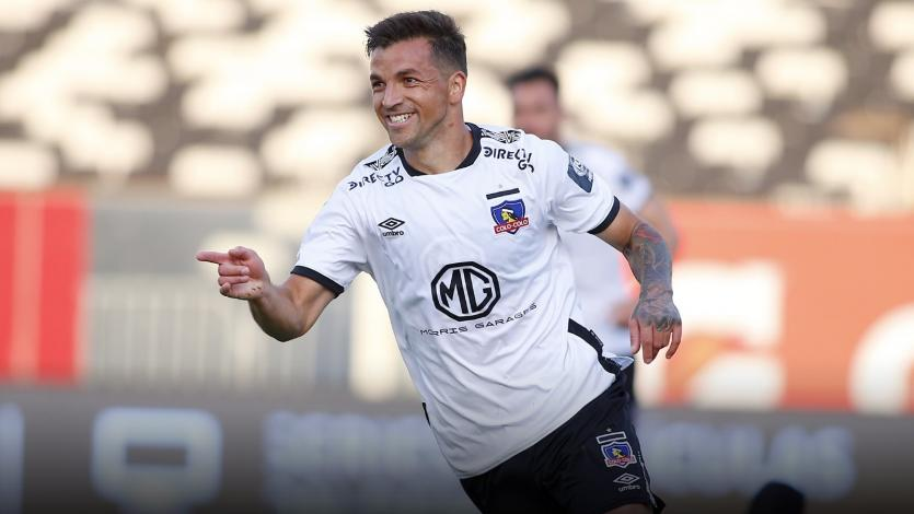 Gabriel Costa anotó en la derrota de Colo Colo por el campeonato chileno