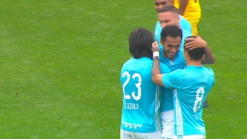 Sporting Cristal fortalece el primer lugar goleando a Cantolao