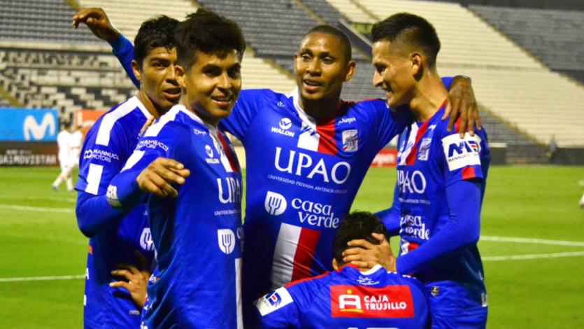 Liga1 Movistar: Carlos A. Mannucci venció por 2-1 a Ayacucho FC, que perdió la oportunidad de ser líder