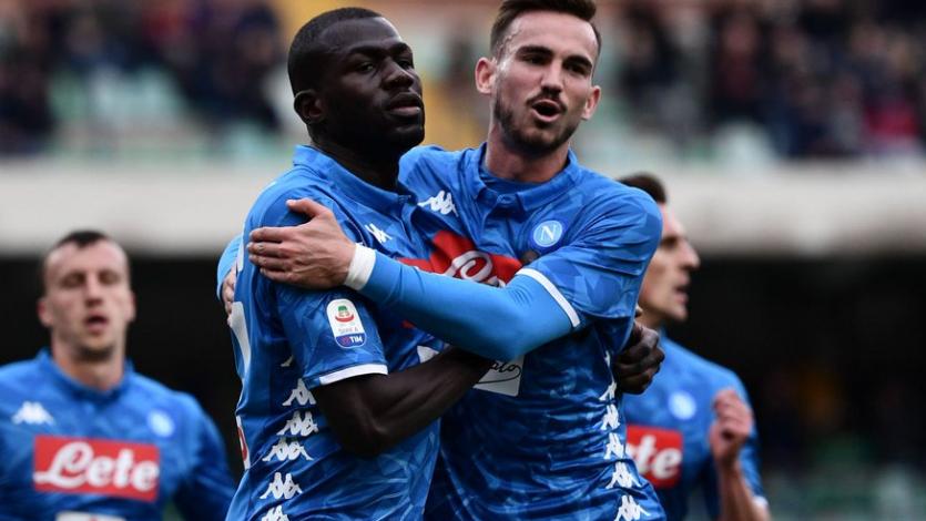 Napoli supera al Chievo y posterga la celebración de la Juventus